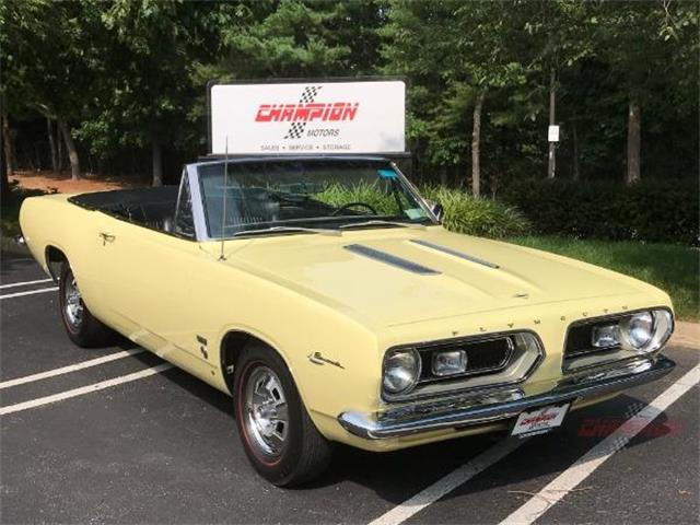 Picture of '67 Barracuda located in New York - $72,500.00 - O9BG