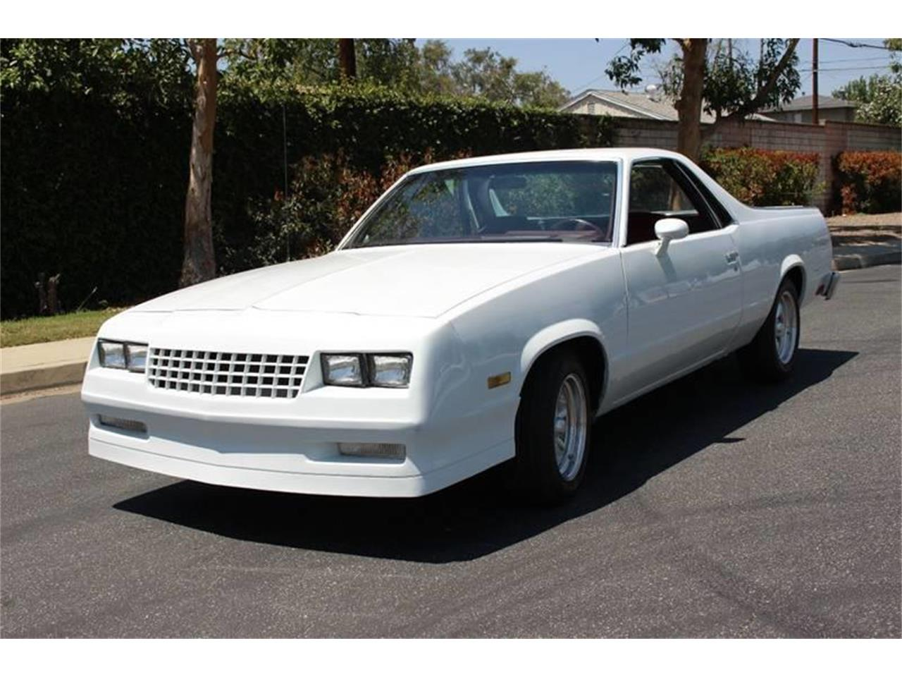 Large Picture of '83 El Camino - O9BL