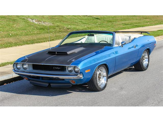 Picture of Classic 1970 Challenger Offered by  - O9BP