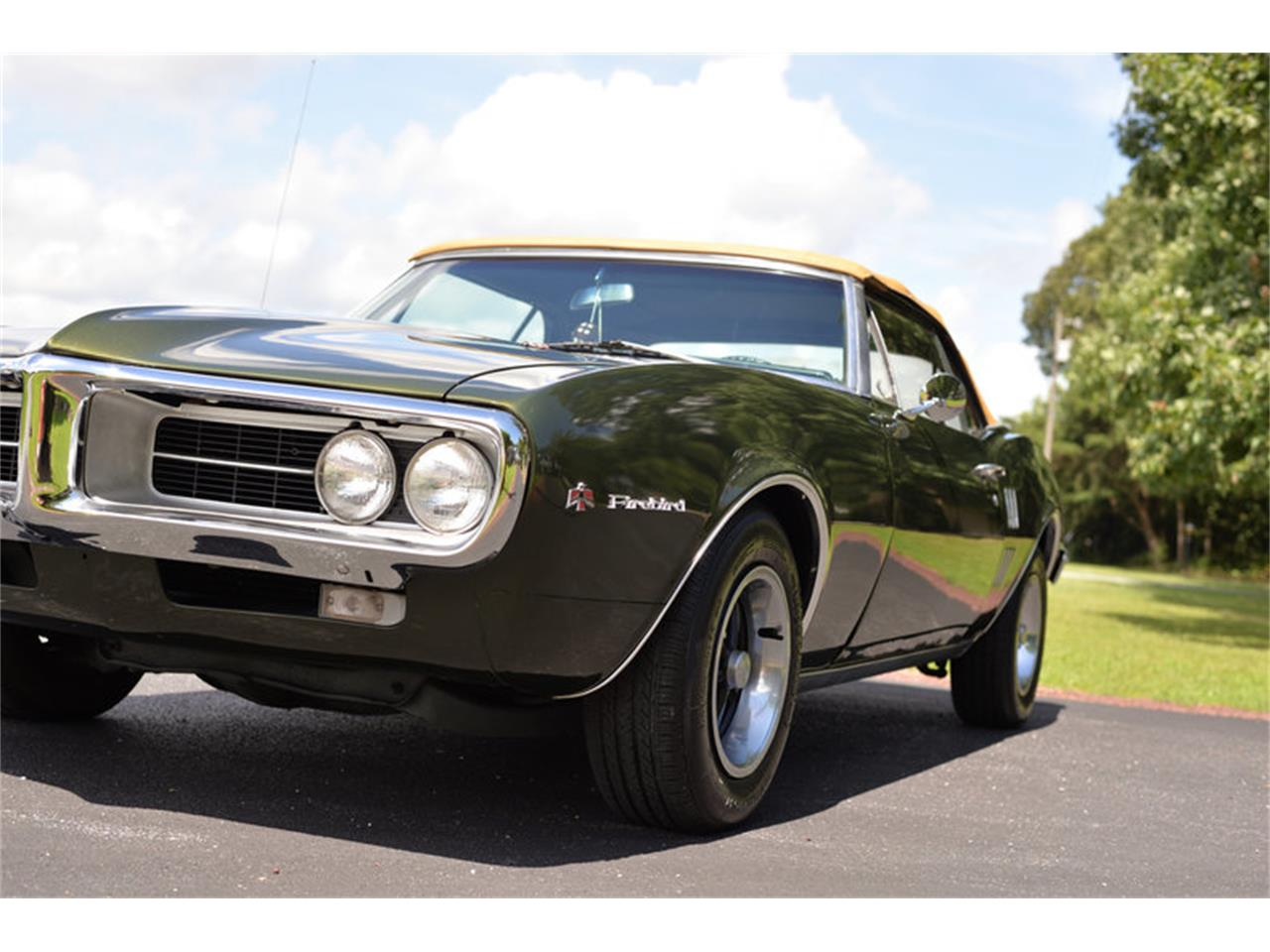Picture of '67 Firebird - O9BX