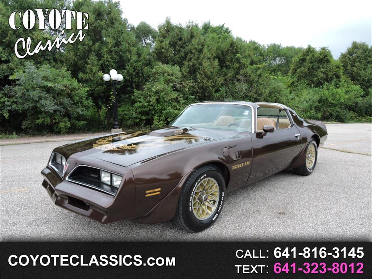 Picture of '77 Firebird Trans Am - O9C3