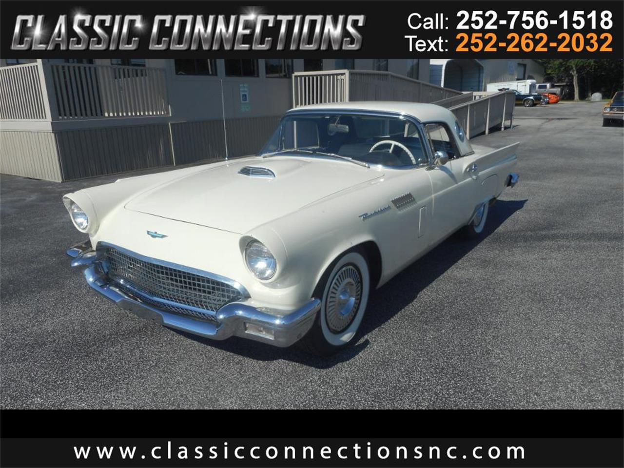 1957 Ford Thunderbird for Sale on ClassicCars.com