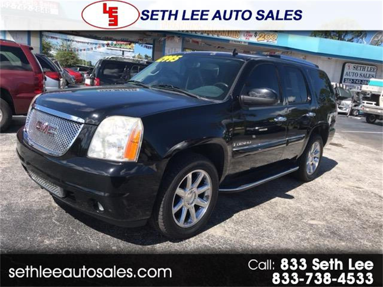 Picture of '08 Yukon Denali - O9CN
