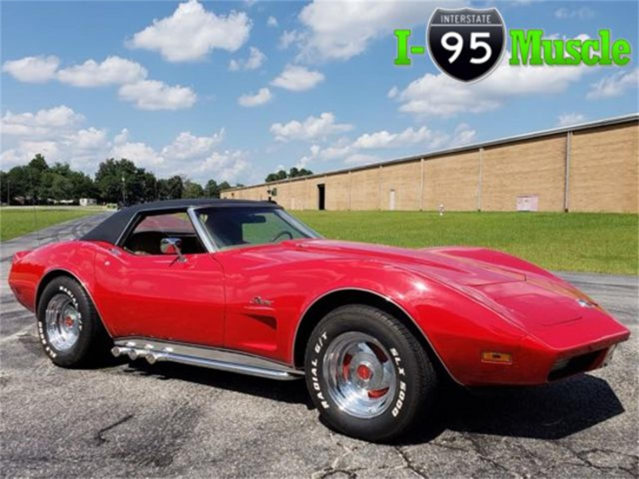 Large Picture of '74 Corvette - O9CO