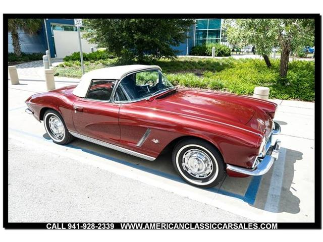 Picture of Classic 1962 Chevrolet Corvette located in Florida Offered by  - O9CX