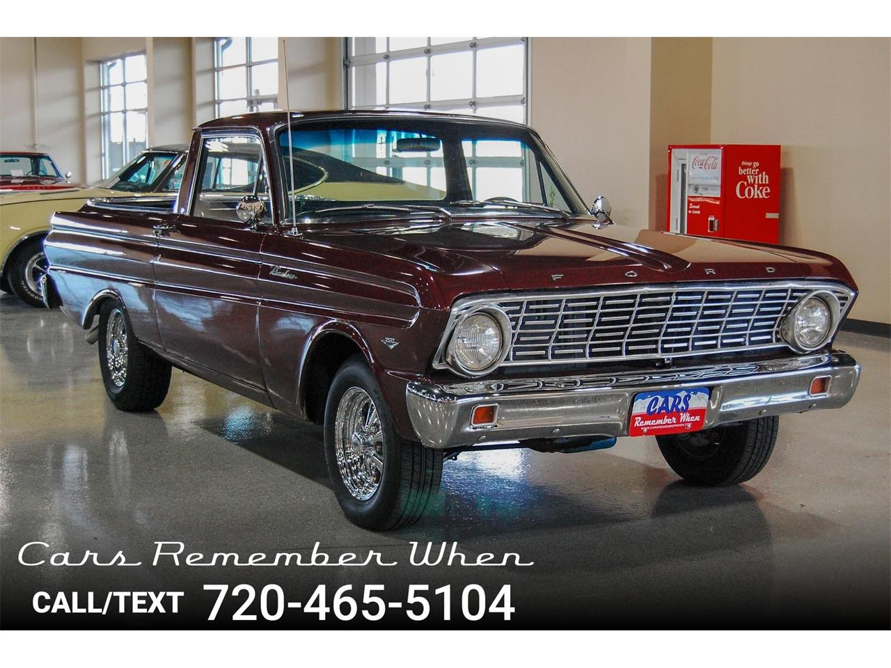 Picture of '64 Ranchero - O9CY