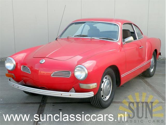 Picture of '72 Karmann Ghia - O9D0