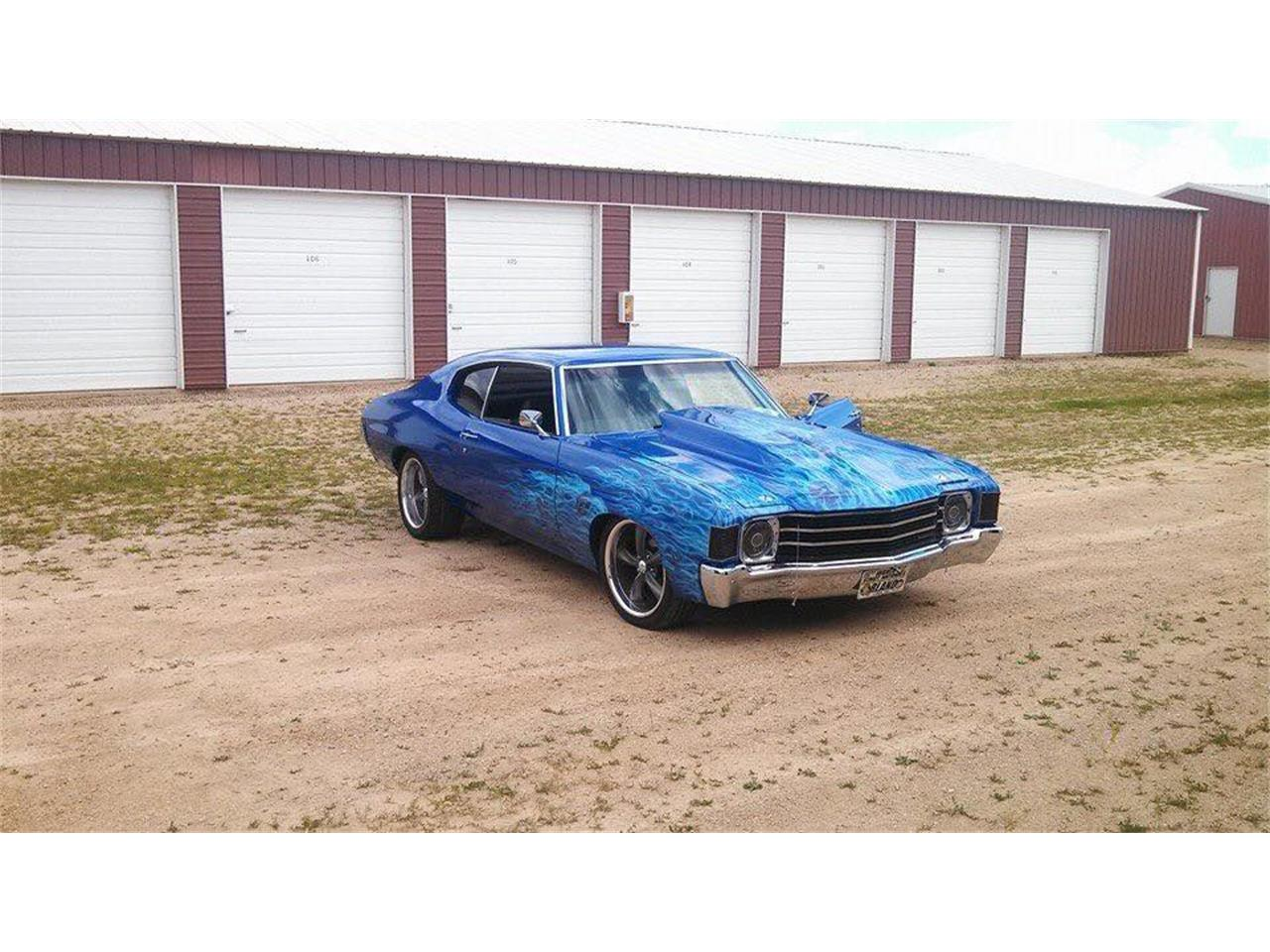 Picture of '72 Chevelle - O9D3