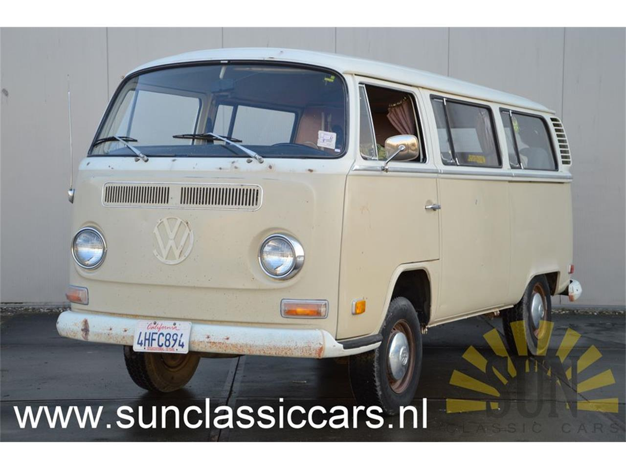 Large Picture of 1972 Bus Offered by E & R Classics - O9D9