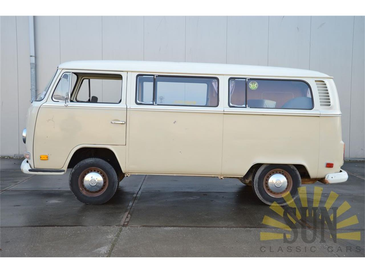 Large Picture of '72 Volkswagen Bus - O9D9