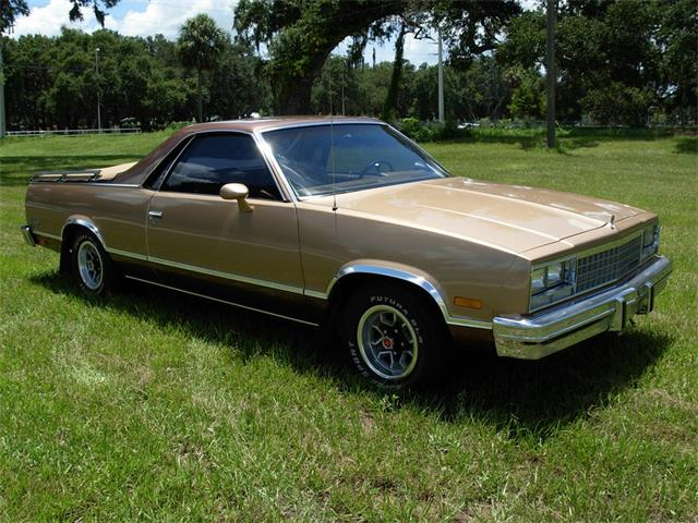 Picture of '85 El Camino Offered by  - O9E4