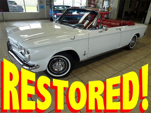 Picture of Classic '63 Chevrolet Corvair - $15,997.00 Offered by  - O9EA