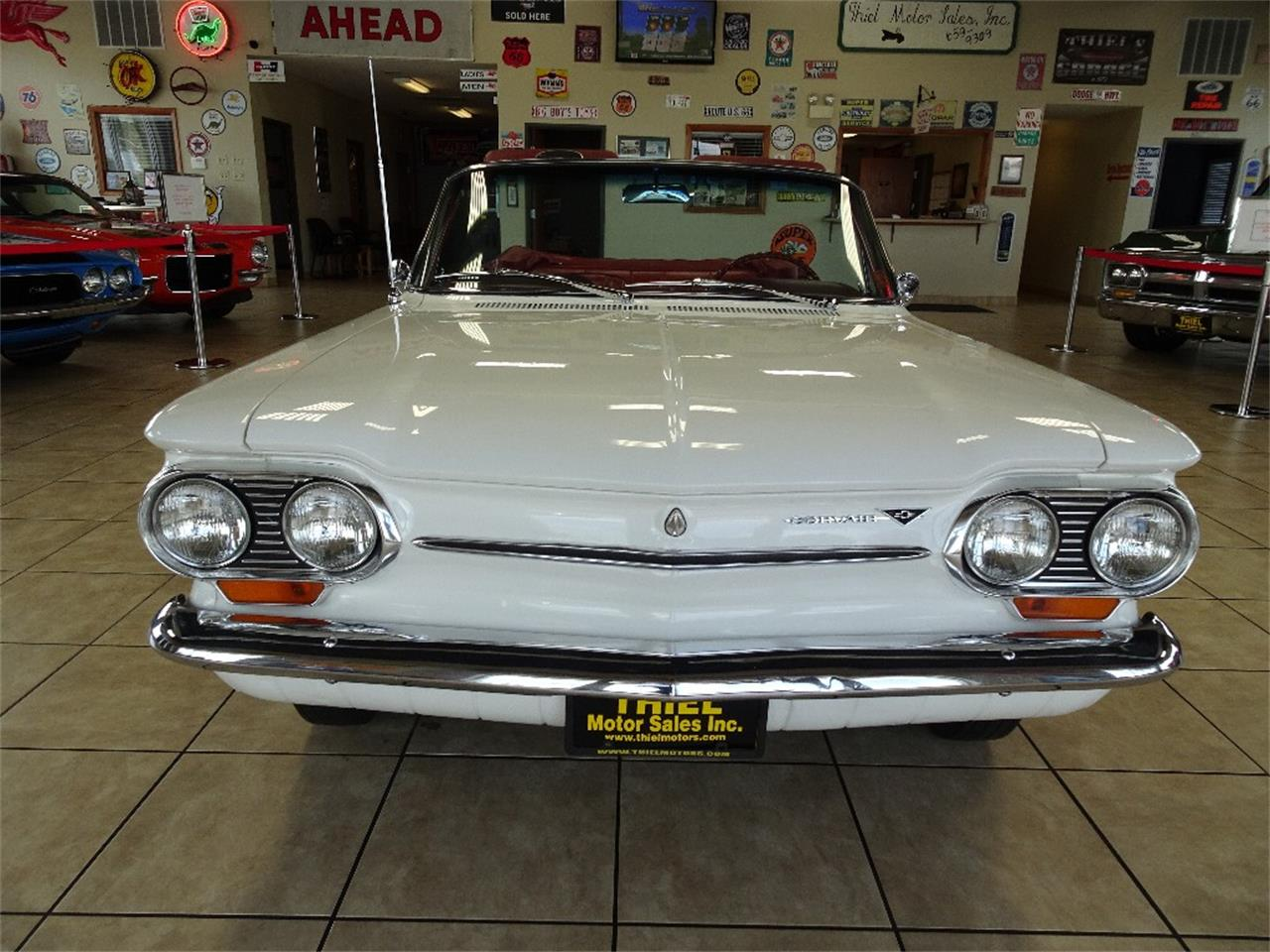 Large Picture of '63 Corvair - O9EA