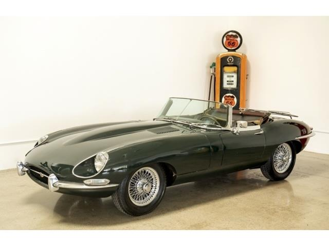 Picture of '68 E-Type - O9EF