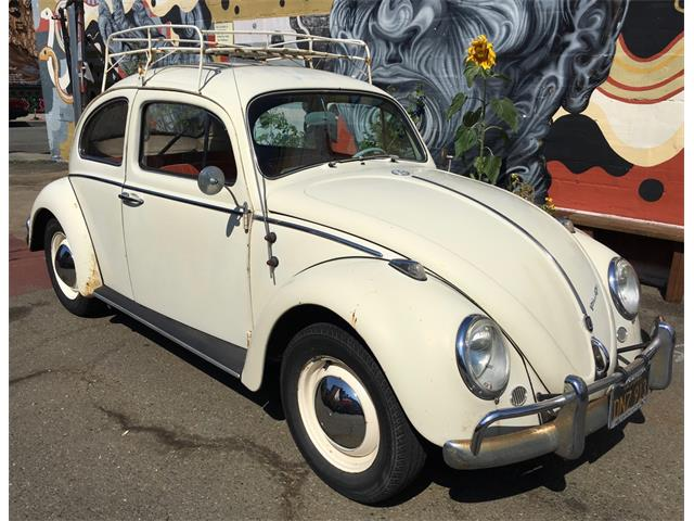 Picture of 1962 Volkswagen Beetle located in oakland California - O9F3