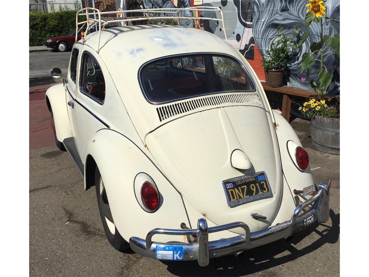 Large Picture of '62 Beetle - O9F3