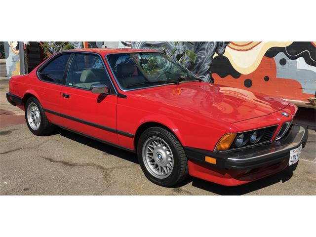 Picture of '87 635csi - O9F5