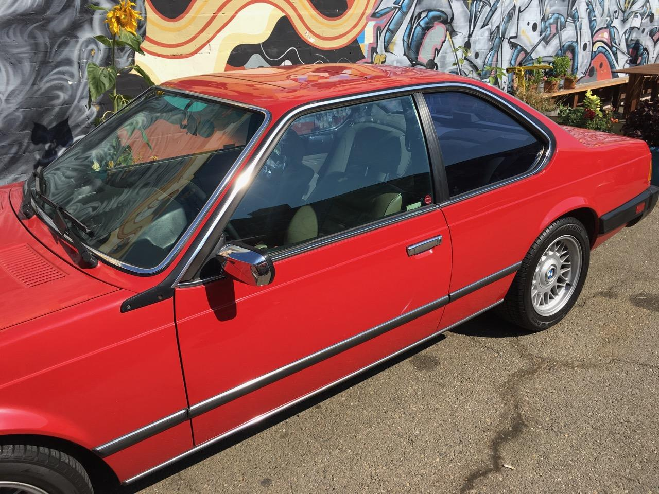 Large Picture of '87 635csi - O9F5