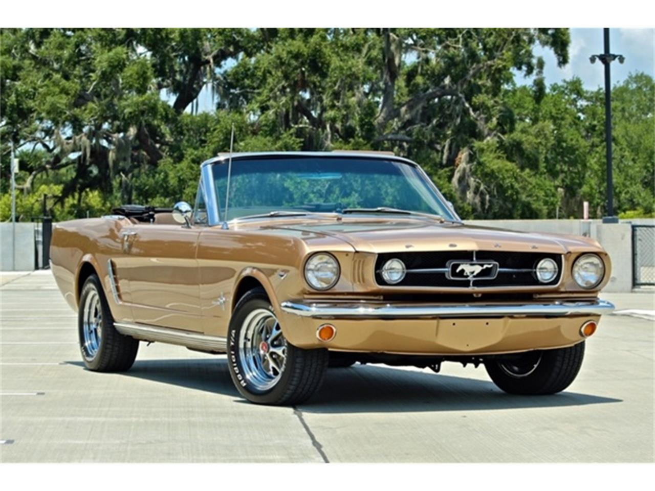 Picture of '65 Mustang - O9FB
