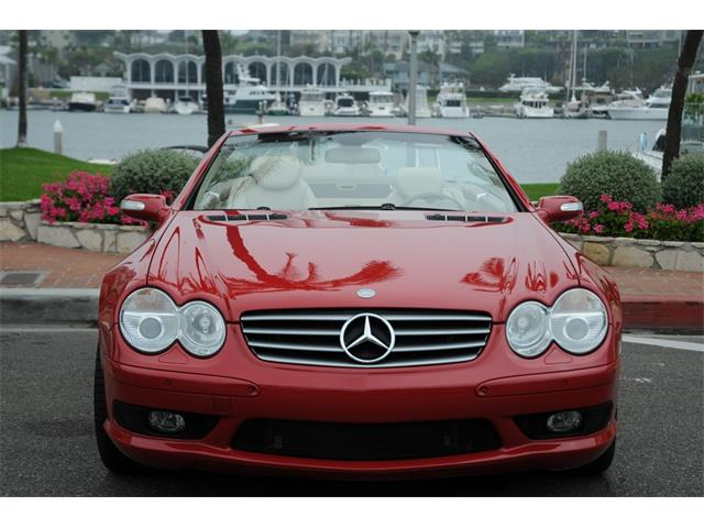 Picture of '04 SL500 - O9FE