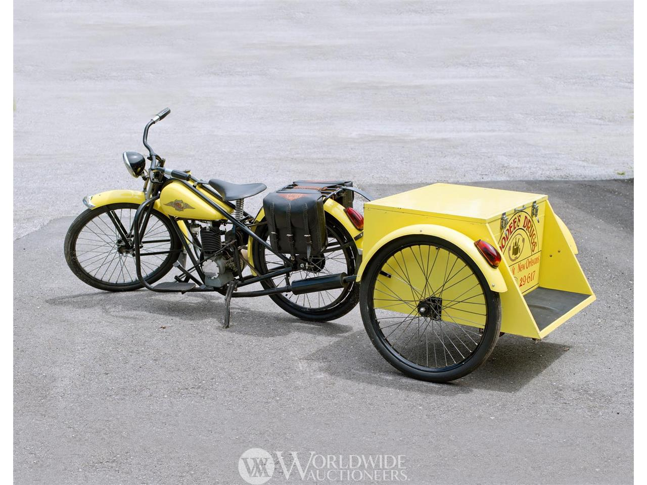 Picture of '44 Servi-Cycle - O82F