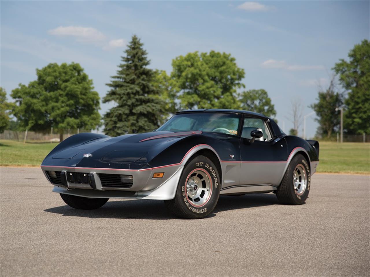 Picture of '78 Corvette L82 Indy Pace Car Replica - O7WY