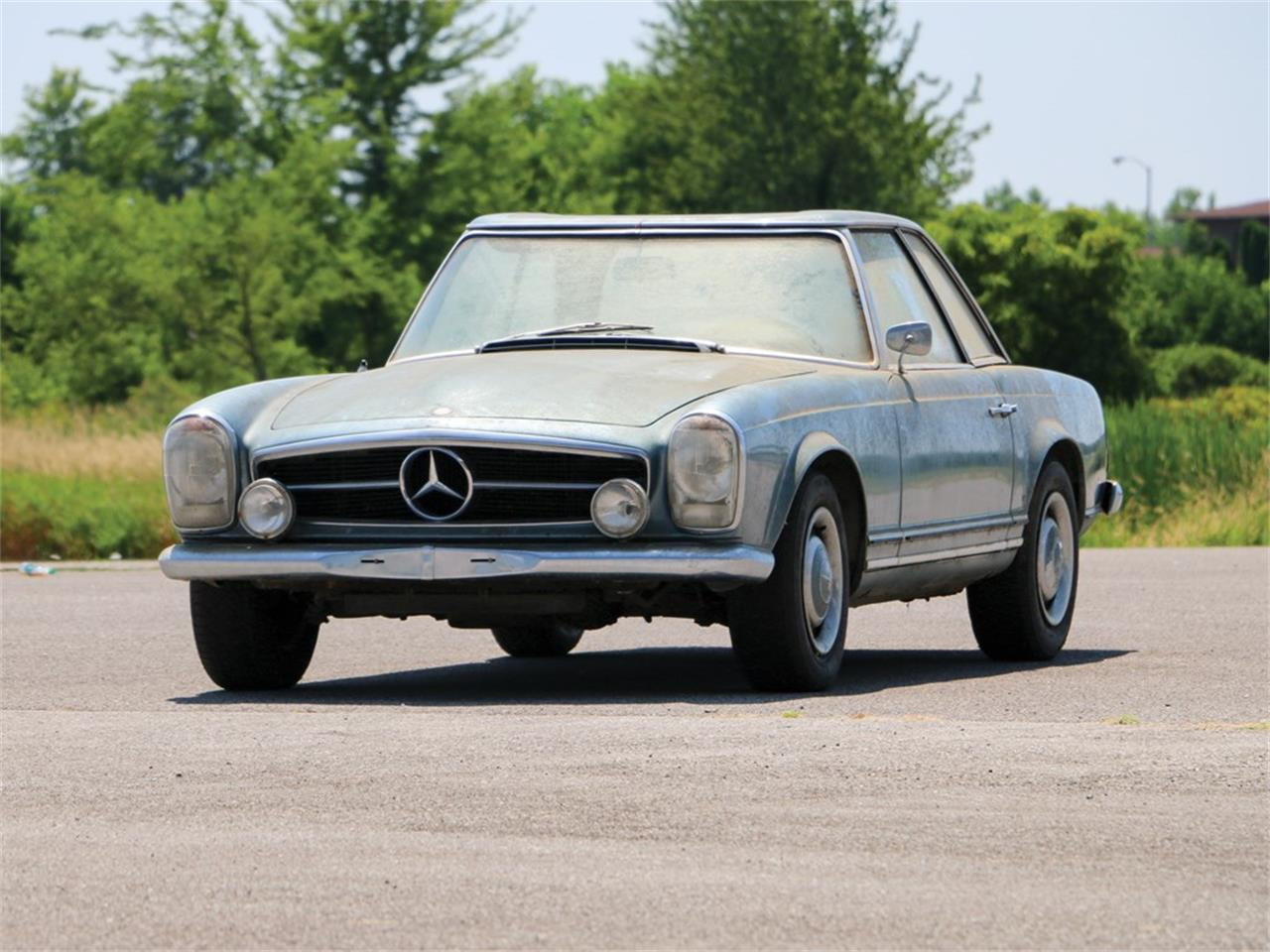 Picture of '67 250 SL 'Barn Find' - O9GN