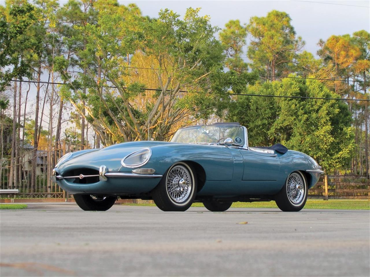 Picture of '67 E-Type Series 1 4.2-Litre Roadster - O9GO