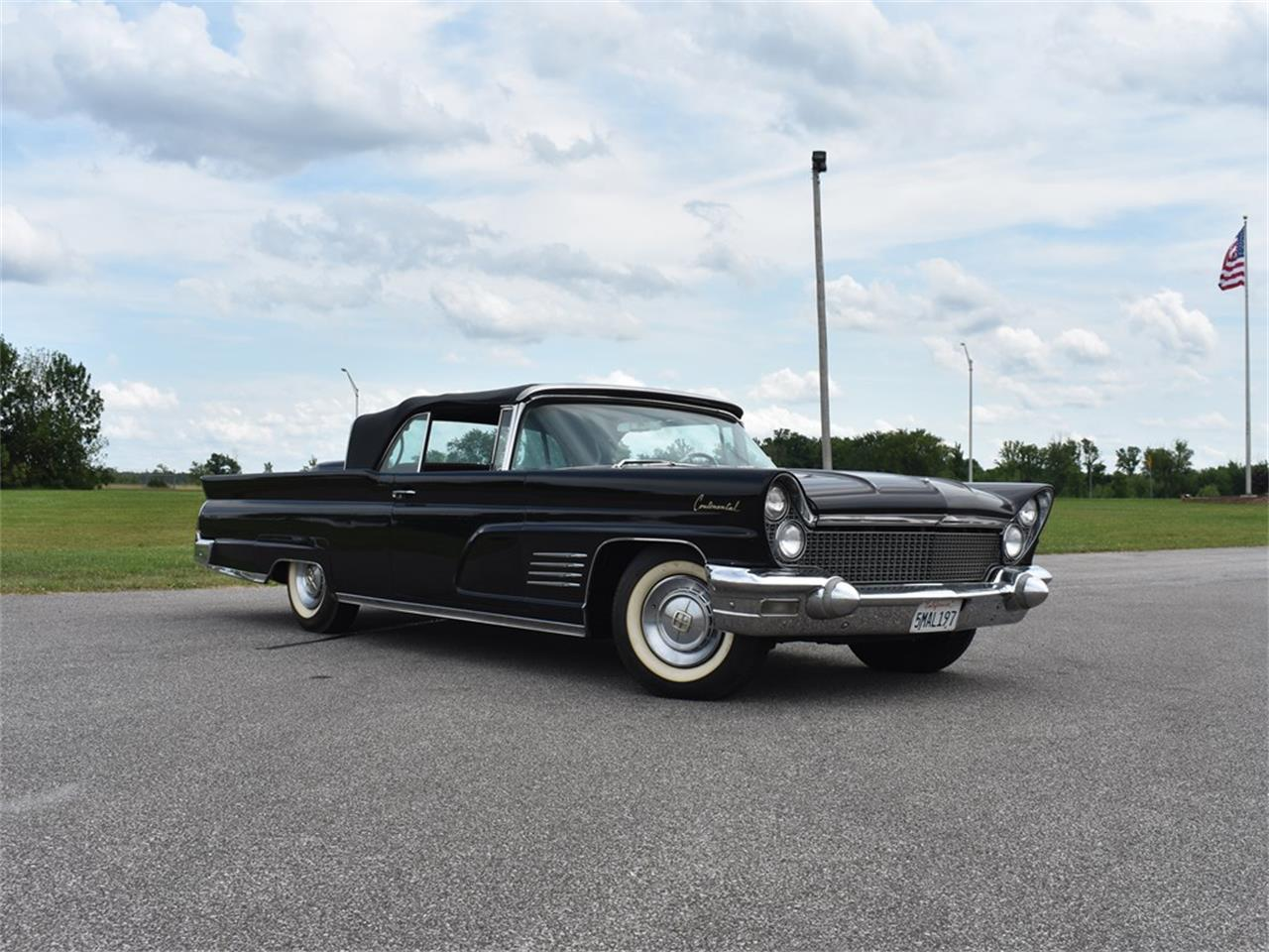 Picture of '60 Continental Mark V Convertible - O9GS