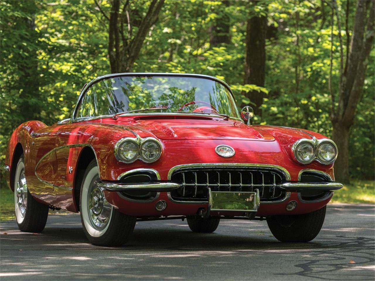 Picture of '58 Corvette - O9HA