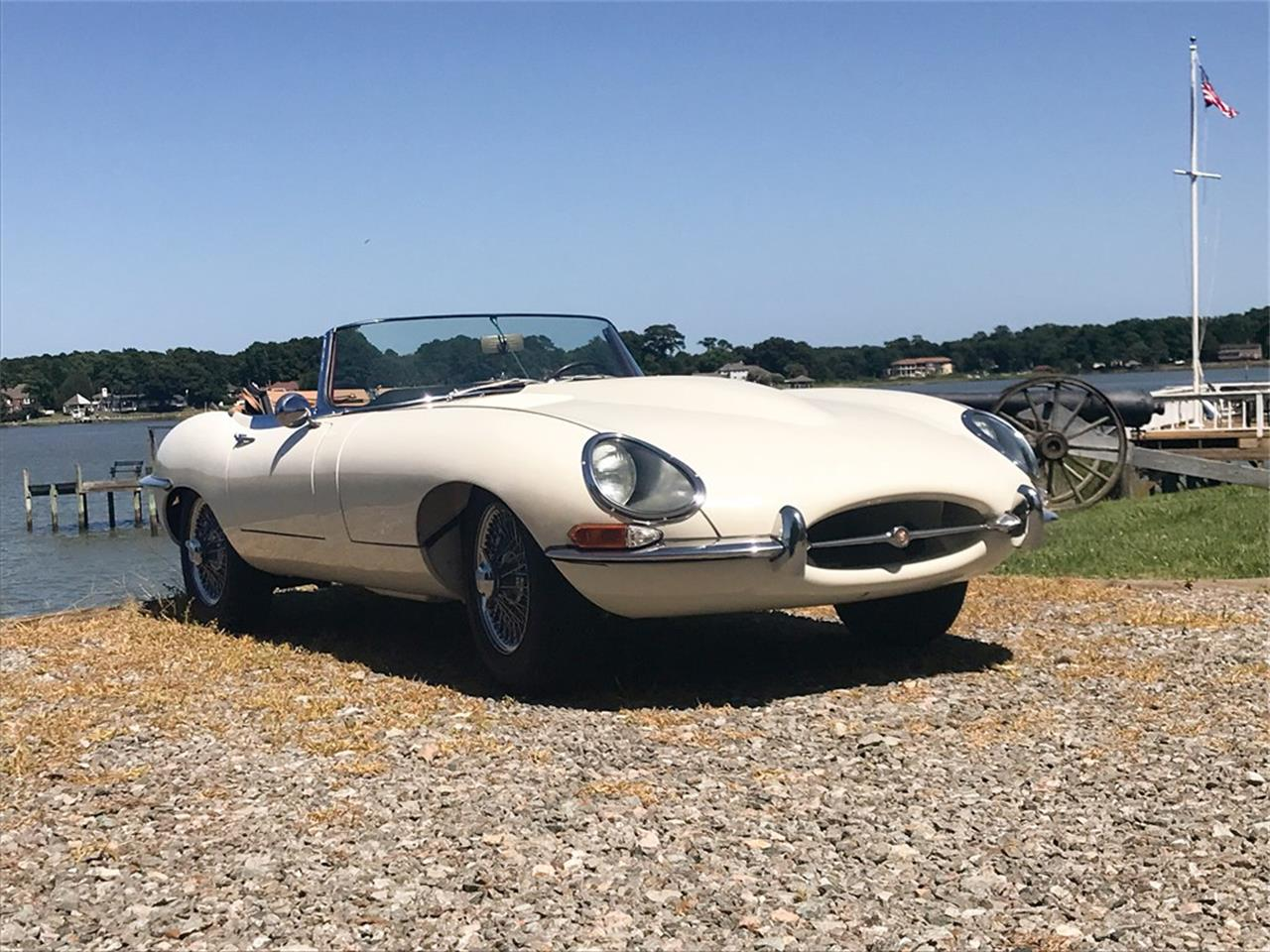 Picture of '65 E-Type Series 1 4.2-Litre Roadster - O9HE