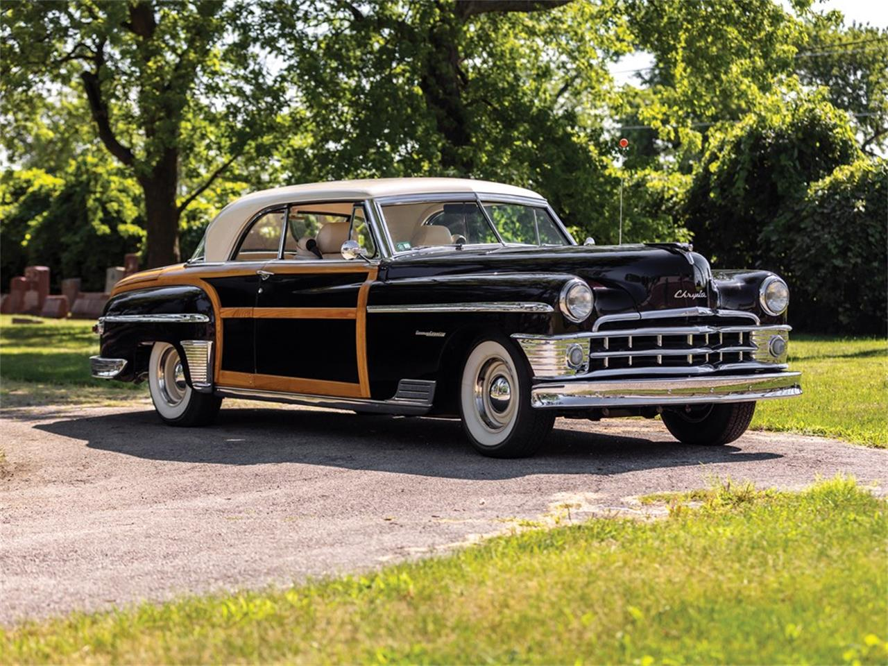 Picture of '50 Town and Country Newport Custom - O9HF