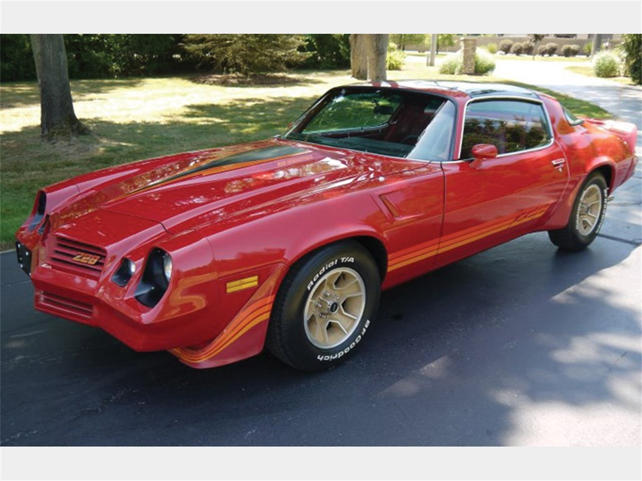 Picture of '81 Camaro Z28 - O9HL
