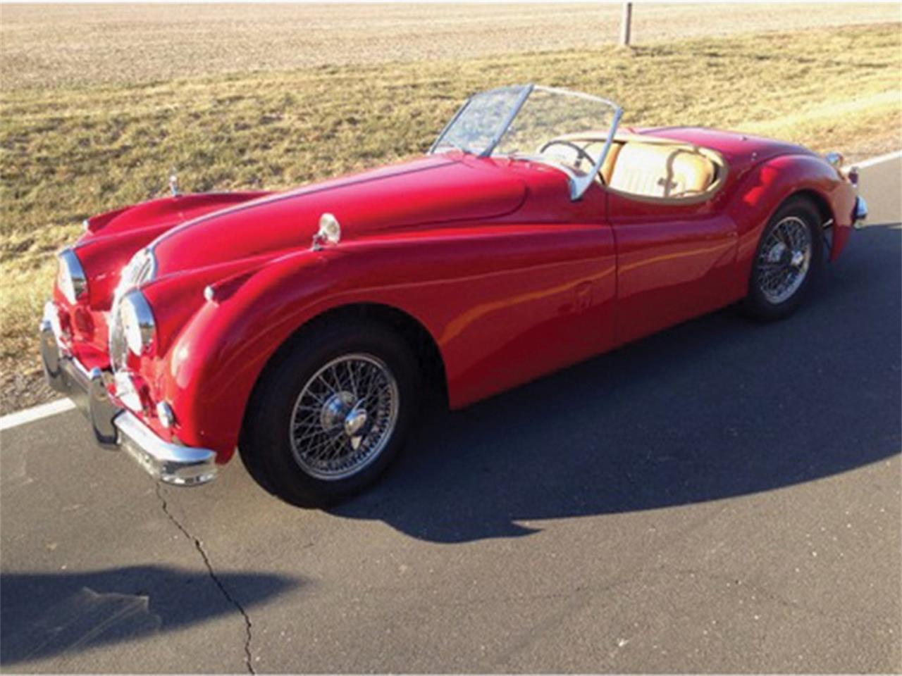 Picture of '56 XK140 - O9HW