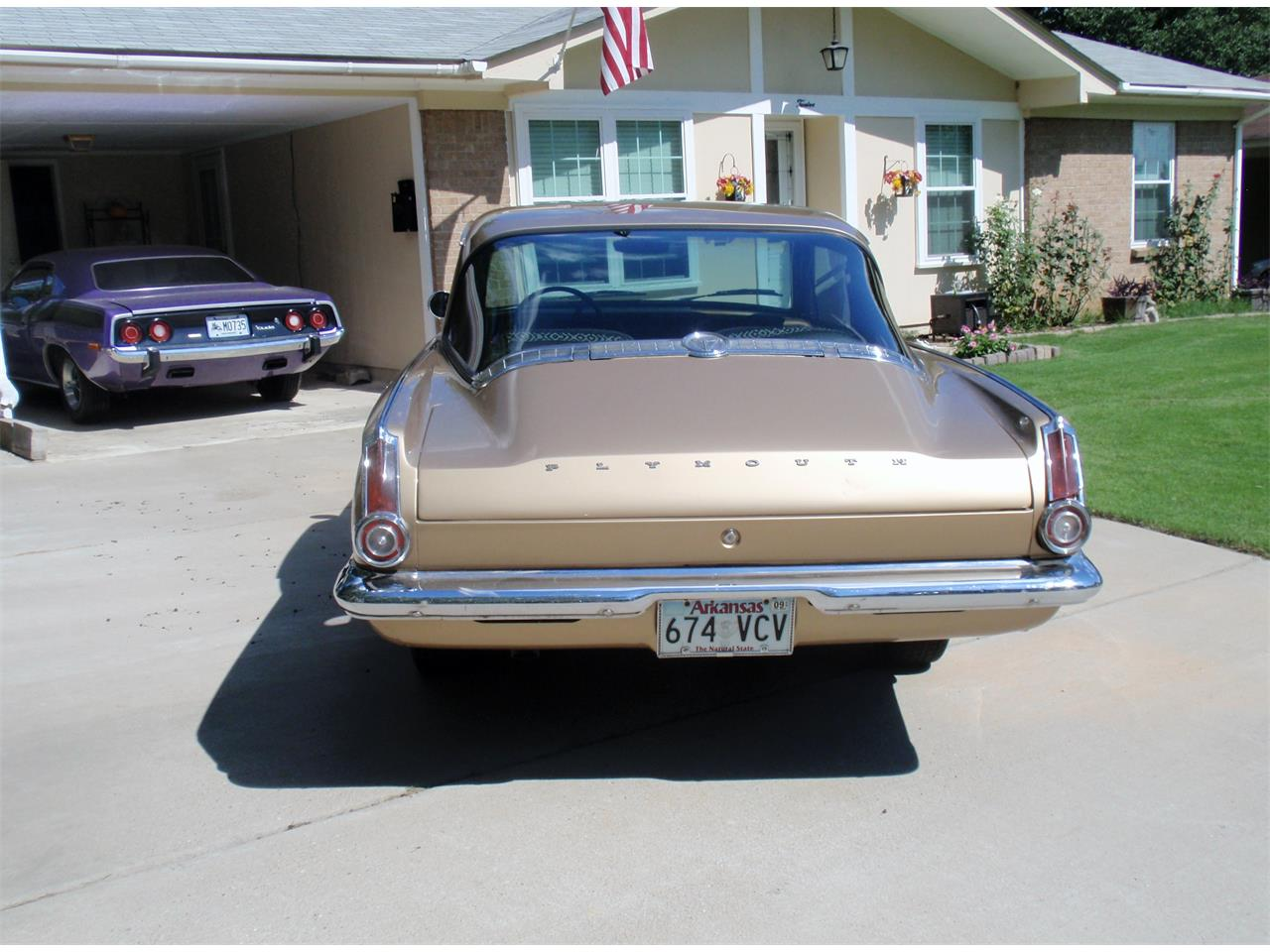 Large Picture of 1964 Plymouth Barracuda located in North Little Rock Arkansas - $20,500.00 Offered by a Private Seller - O9HZ