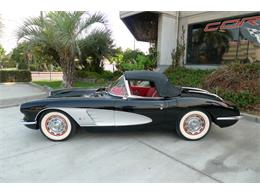 Picture of Classic '58 Chevrolet Corvette located in California Offered by Coast Corvette - O9I4