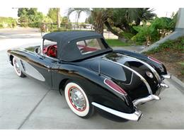 Picture of '58 Corvette located in California Offered by Coast Corvette - O9I4