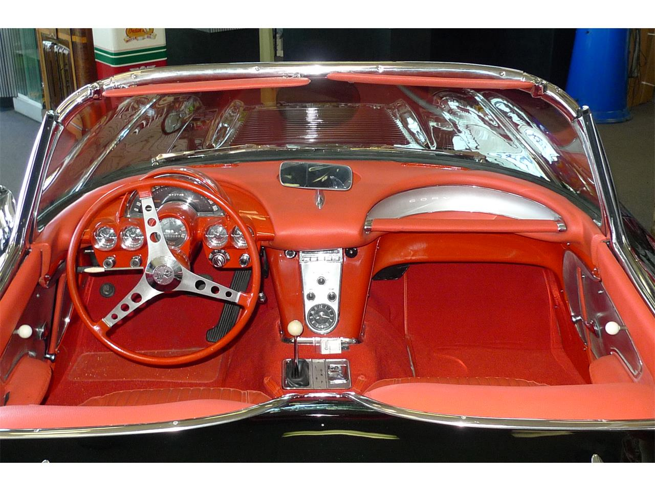 Large Picture of Classic 1958 Chevrolet Corvette - O9I4
