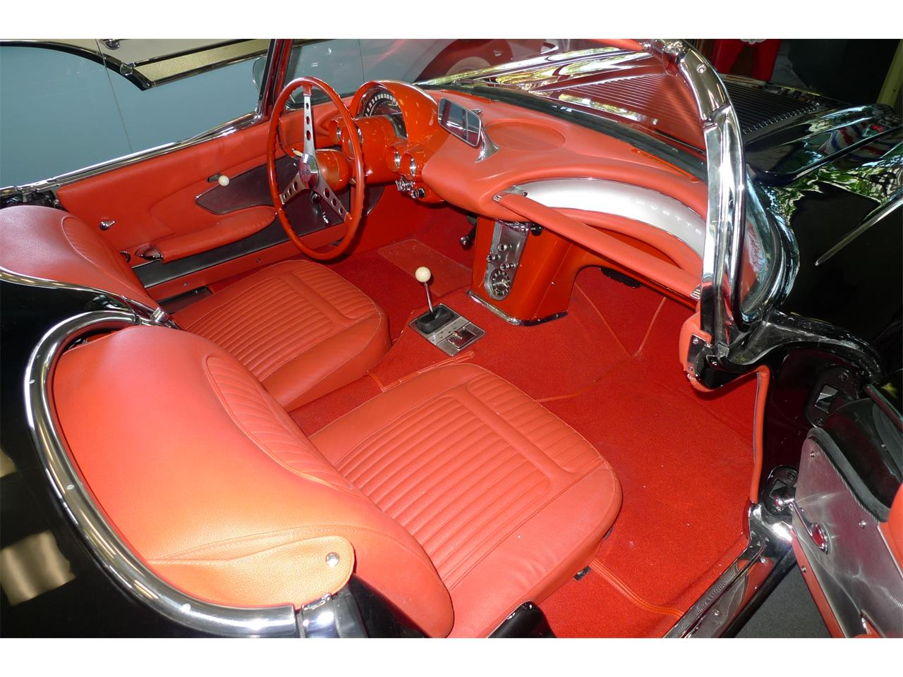Large Picture of Classic '58 Chevrolet Corvette - O9I4