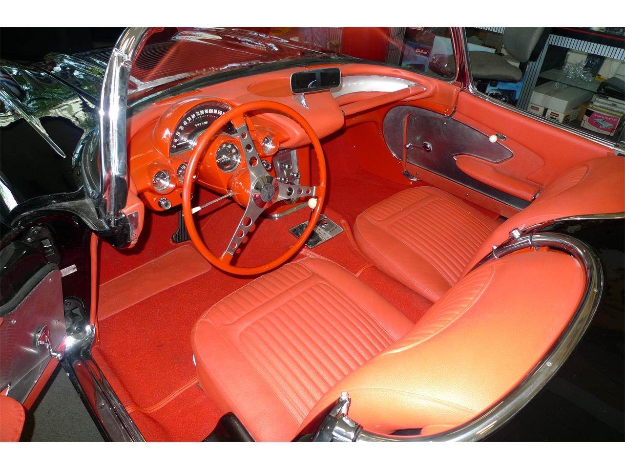 Large Picture of 1958 Chevrolet Corvette Offered by Coast Corvette - O9I4
