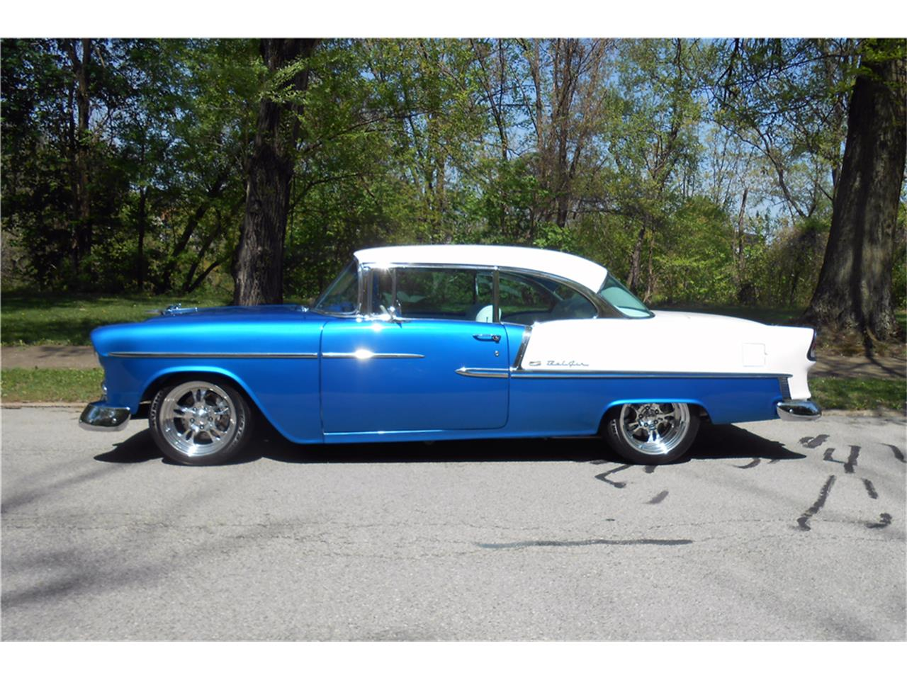 Large Picture of '55 Bel Air - O9IK