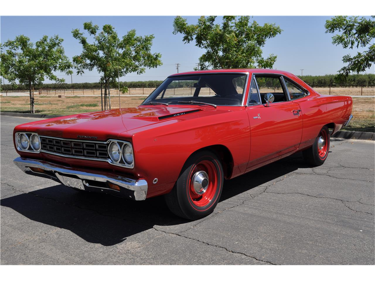 Picture of '68 Road Runner - O9IZ