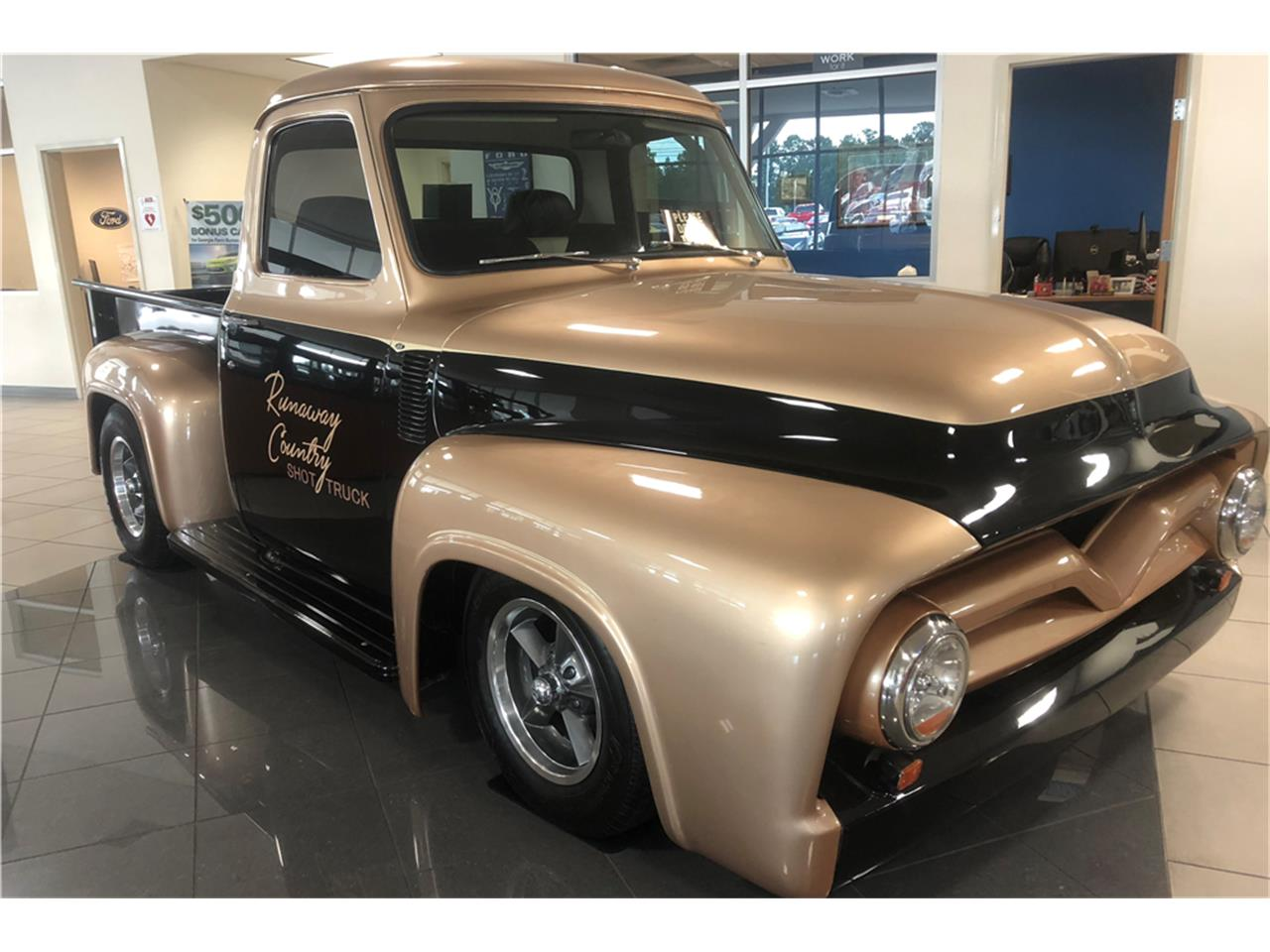 Picture of '55 F100 - O9JK