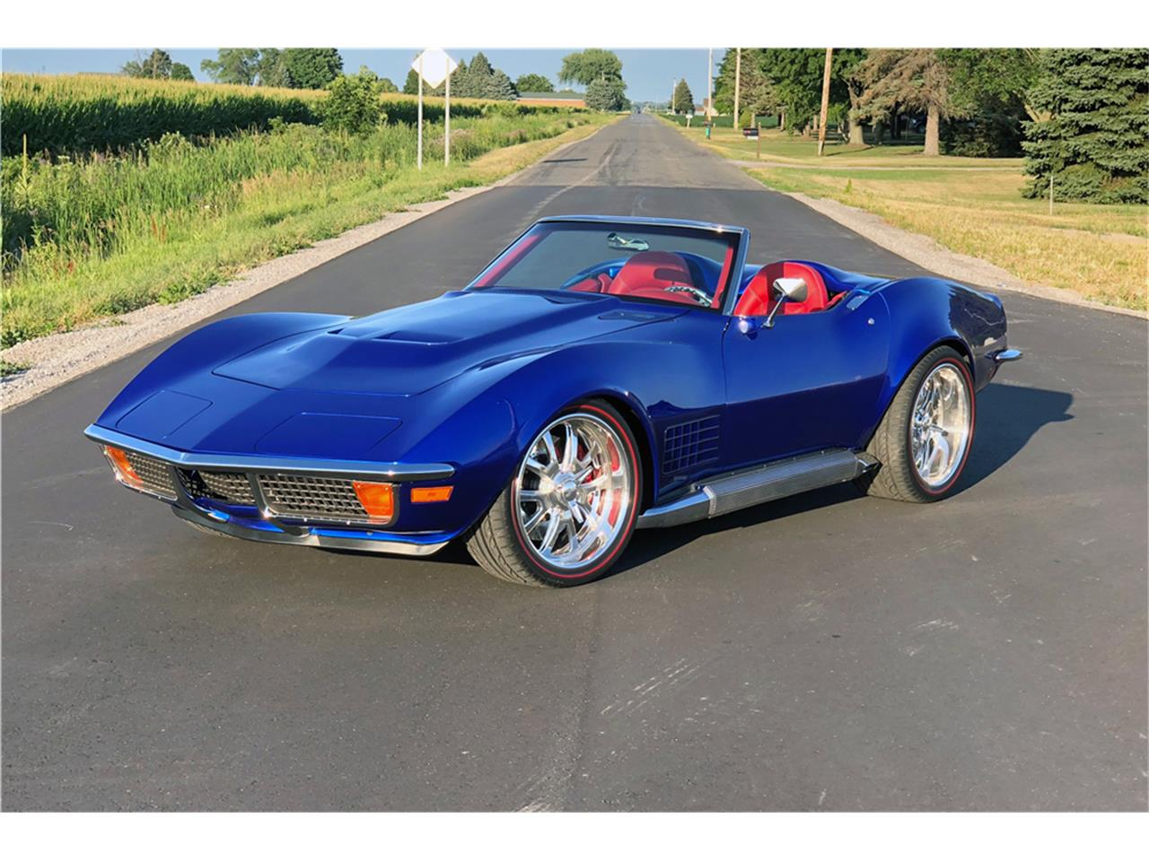 Picture of '72 Corvette - O9JV