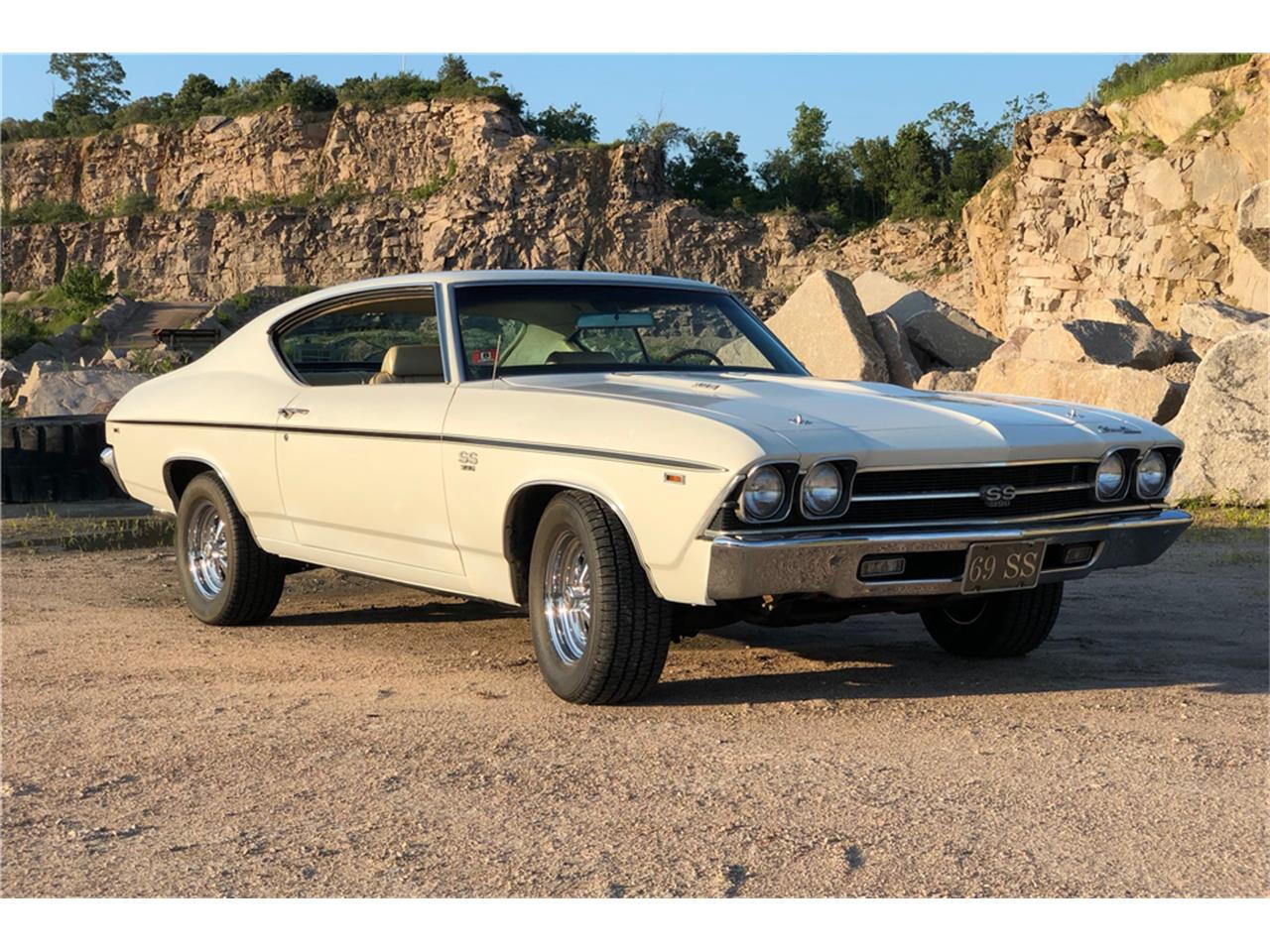 1969 Chevrolet Chevelle SS for Sale on ClassicCars.com