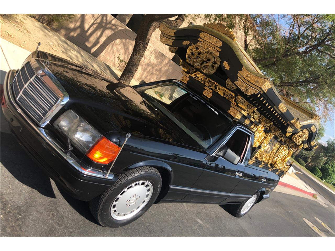 Picture of '90 560SEL - O9LF