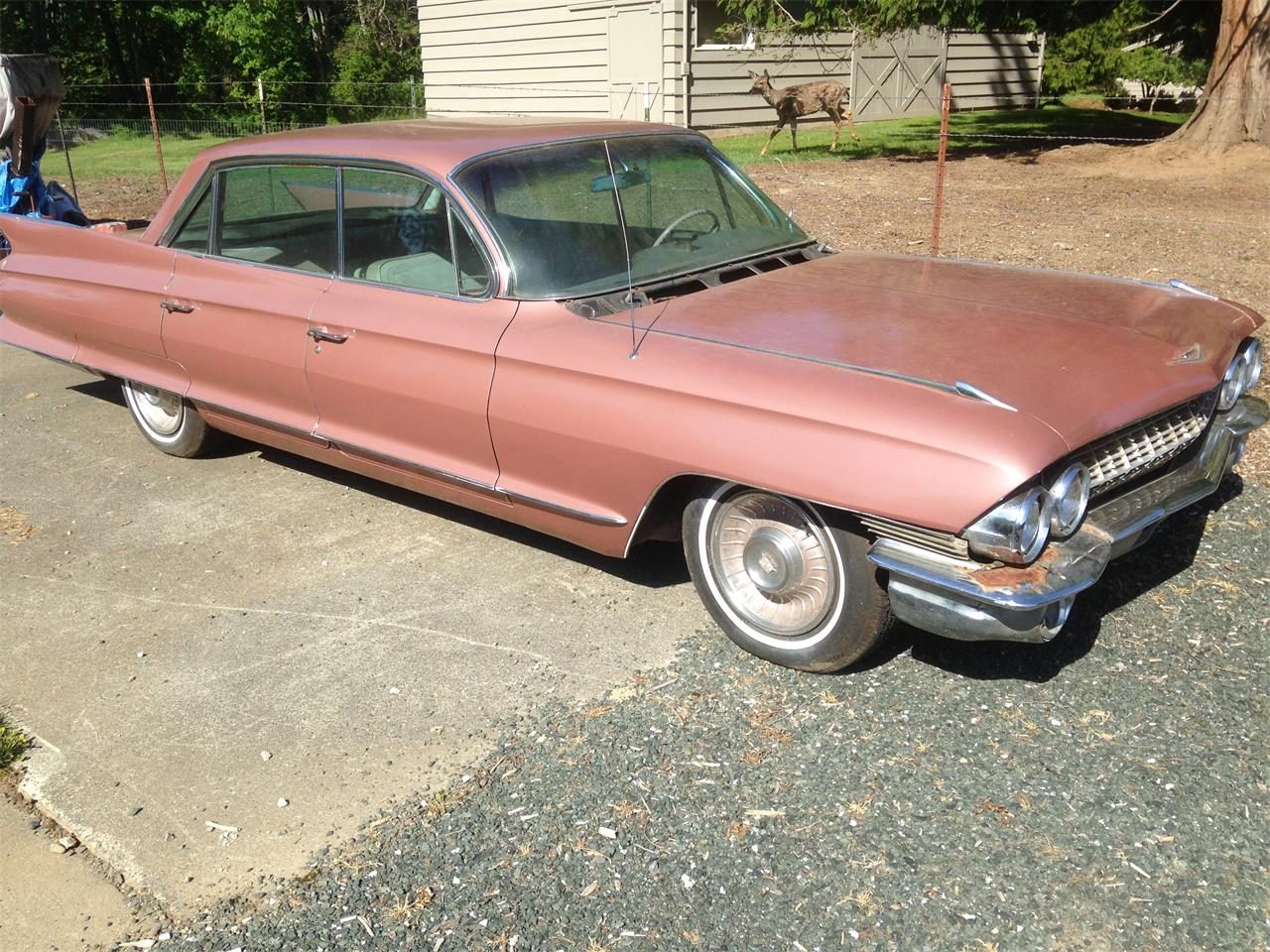 Picture of '61 Series 62 - O9LX