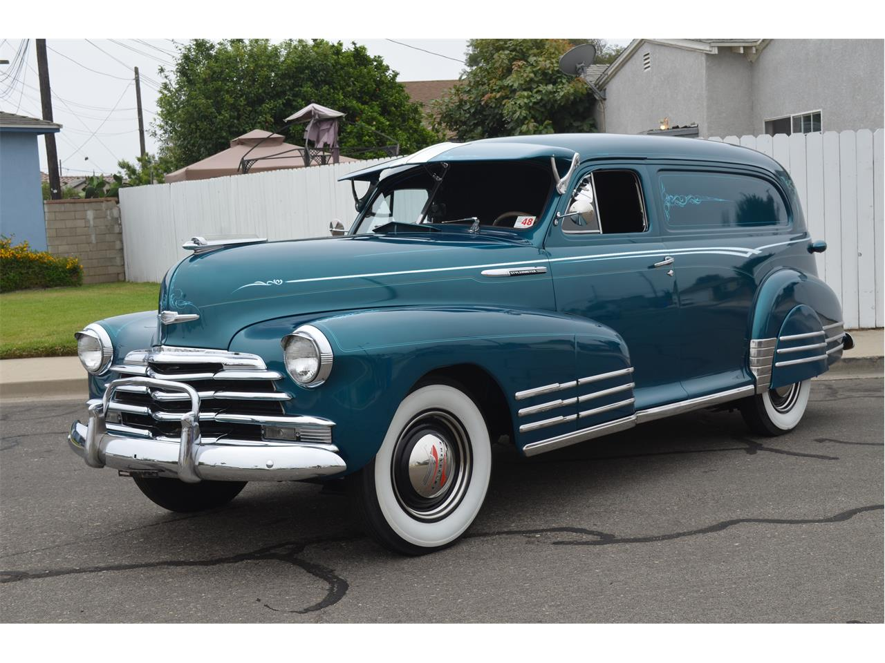 Sold 1948 Chevrolet Sedan Delivery For Sale Passing - Www