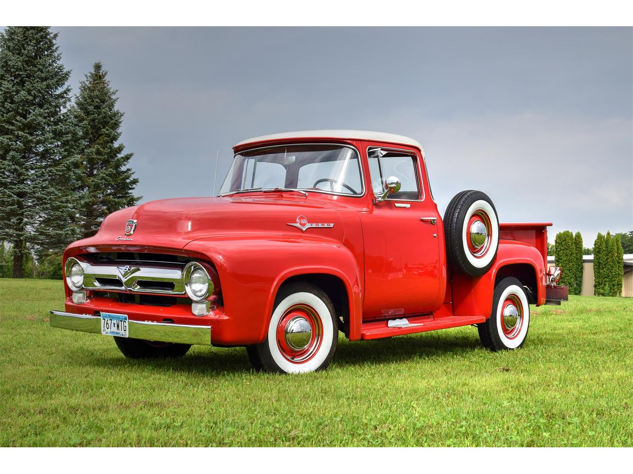 Picture of '56 F100 - O9M1