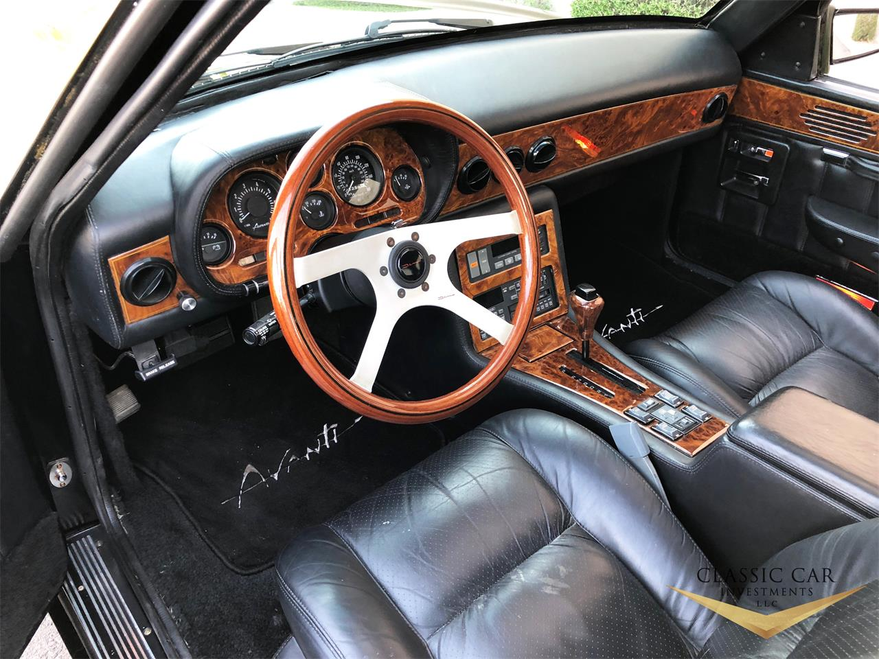 Large Picture of '90 Avanti - O9N9